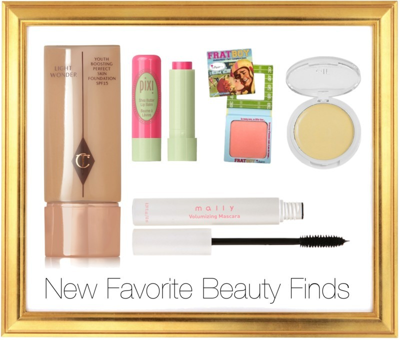 New Favorite Beauty Finds